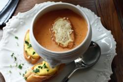 Ribja kremna juha