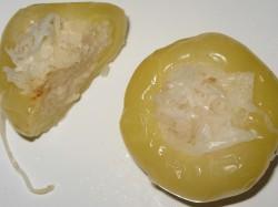 Vložena paprika z zeljem