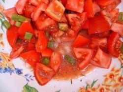 Paradižnikova solata