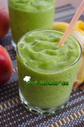 Sadno zelenjavni smoothie