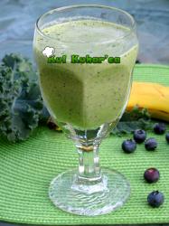 Dietni zeleni  smoothie